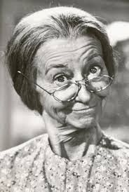 """Actress Irene Ryan was born today in She's most associated by Boomers for her role as """"Granny,"""" the mother-in-law of Buddy Ebsen's character, on the long-running TV series The Beverly Hillbillies. She passed in Irene Ryan, Buddy Ebsen, The Beverly Hillbillies, Star Show, Jethro, Buy Weed Online, Old Tv Shows, Hillbilly, Interesting Faces"""