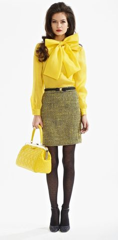 Kate Spade New York Fall 2013 Ready-to-Wear