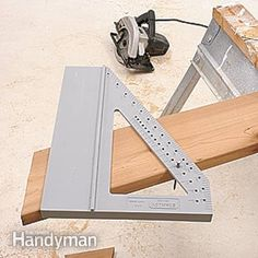 Circular Saw Guide from Stanley