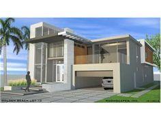 Cool modern home