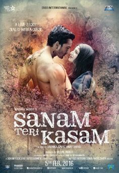 """WATCH MOVIE """"Sanam Teri Kasam 2016""""  butler extratorrent no pay ac3 iPhone MP4 HDRip"""
