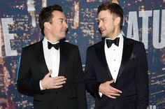 Watch Justin Timberlake and Jimmy Fallon Open 'SNL' 40th Anniversary Show