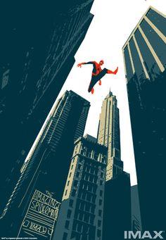 Concept Art from The Amazing Spiderman II Amazing Spiderman, Spiderman Kunst, Marvel Comics, Marvel Art, Marvel Heroes, Marvel Avengers, Marvel Characters, Bd Art, Plakat Design