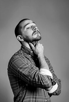 6098a823e674fa Shia LaBeouf as Austin Asher - character reference in Bestselling Author  Angela M. Shrum's upcoming novel, Descend Into Me.
