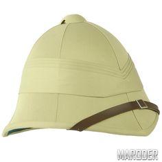 Британский тропический пробковый шлем – MARODER