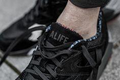 PUMA R698 X ALIFE  shop online here: http://www.tint-footwear.com/puma-r698-x-alife-01  puma x alife r698 retro running trinomic  tint footwear studio