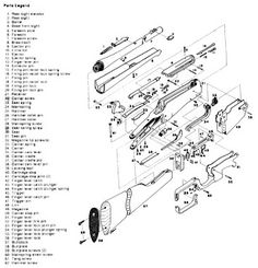 Rifle Winchester Mod. 1895 Nacionalidad:EE.UU Diseño:John