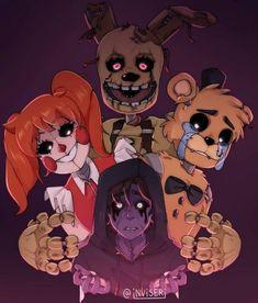 Fnaf Wallpapers, Cute Wallpapers, Sans Anime, Fnaf Golden Freddy, Animatronic Fnaf, Fnaf Baby, Fnaf Sl, Fnaf Sister Location, Circus Baby