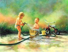 Children Kathryn Andrews Fincher.