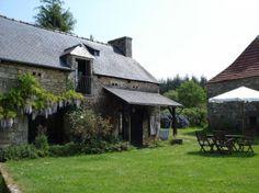 Gîte écologique en Bretagne : Gîtes du Domaine...
