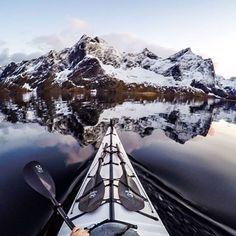 Oru Kayak....origami kayak!!