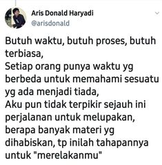 Quotes Galau, Bys, Twitter