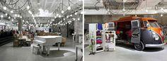 Supermarket Concept Store retail spaces