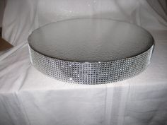 Hey, I found this really awesome Etsy listing at https://www.etsy.com/listing/174955439/bling-wedding-cake-stand-22-inch
