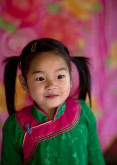 Zay minority girl - Vietnam