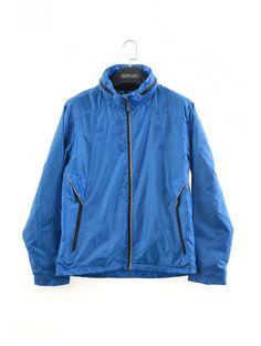 Pánska bunda Wings - Pánske jarné bundy - Pánske bundy a vesty - Pánske oblečenie - JUSTPLAY Nike Jacket, Athletic, Zip, Jackets, Blue, Fashion, Down Jackets, Moda, Nike Vest