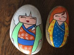 Painted Rocks, Crafts, Painting, Painted Stones, Amor, Manualidades, Paintings, Painted Pebbles, Draw