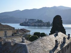 Lake Orta Apartment Rental: Silver Lake-charming House In The Center With Private Garage In Orta | HomeAway