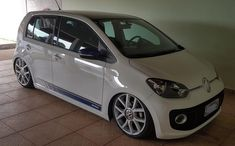 Volkswagen Up, Vw Up, Honda Fit, Cars Motorcycles, Dream Cars, Porsche, Vehicles, Projects, Custom Cars
