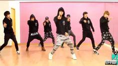 2pm dance practice - YouTube