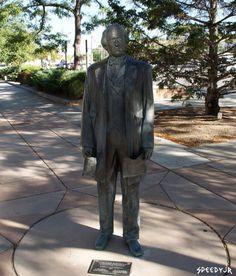 Andrew Johnson -  - City of Presidents in Rapid City, South Dakota
