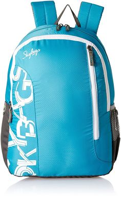 Skybags Blue Casual Backpack (BPBRA10ELBU)  Amazon.in  Bags 9ed75e9d8753e