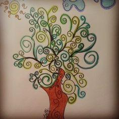#Espirales #verdes