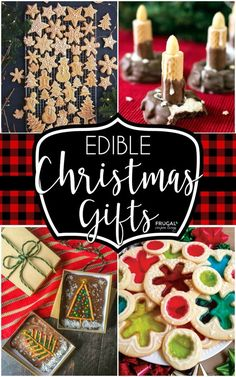 Edible christmas gifts uk only