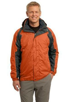 Port Authority® - Ranger 3-in-1 Jacket.The Ranger 3-in-1 Jacket offers three great layers for one great price. Wear the plush microfleece jacket on cool days; the critically seam-sealed, waterproof shell on rainy days; or combine the two for winter-ready protection-Arizona Cap Company-(480) 661-0540 Custom Printed & Embroidered.Visit our site for colors available and the price