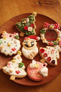 Cute X'mas Cookies