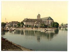 Zdjęcie numer 2 w galerii - Niemiecki Wrocław na kolorowych zdjęciach z amerykańskiej Biblioteki Kongresu