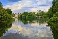 Londra'da sakin ve k