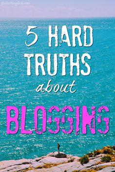 Blogging for a livin