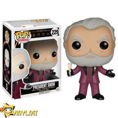 The Hunger Games Pop's are finally here