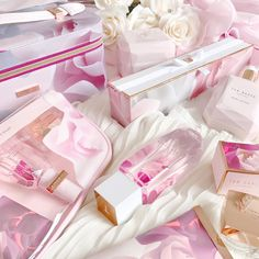 Ted Baker | Blush Pink Porcelain Rose Collection Princess Aesthetic, Pink Aesthetic, Aesthetic Makeup, Pastel Pink, Blush Pink, Pink Purple, Ted Baker Fashion, Chabby Chic, Just Girly Things