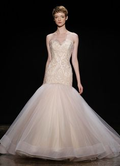Bridal Gowns, Wedding Dresses by Lazaro - Style LZ3402