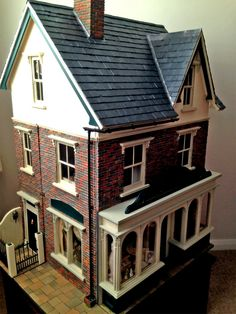 Buy Sid Cooke Empire Stores Dolls House For GBP At Maple Street. All Orders  Over GBP 40 Are Delivered Free