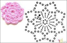 patrones de crochet en español - Buscar con Google