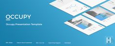 All you need is this All Powerpoint Template. Make a Positive Impression with this Clean and Strong Powerpoint Template. With All you have everything you need for a powerfull and convincing prese...