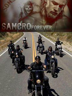 SAMCRO FOREVER #FinalRide