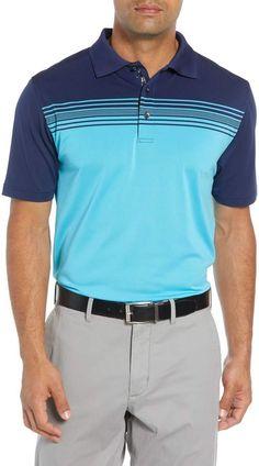 fbbe0dfbd Bobby Jones XH20 Luna Colorblock Pique Polo Golf Shirts