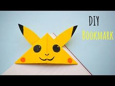Best Garden Decorations Tips and Tricks You Need to Know - Modern Bookmarks Diy Kids, Bookmark Craft, Origami Bookmark, Corner Bookmarks, Bookmark Ideas, Cute Kids Crafts, Paper Crafts For Kids, Craft Activities For Kids, Kids Fun