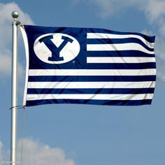 BYU Cougar Nation Flag and BYU Cougar Nation Flags Byu Basketball, Byu Sports, Duke Basketball Tickets, Byu College, College Board, College Life, Football Banner, Byu Football, Villanova University Basketball
