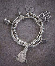 Zen I Trio of Bracelets – Zen Sisters Jewelry