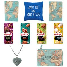 With Love for Books: Sass & Belle Notebooks, Pillow, Necklace & Purse a...
