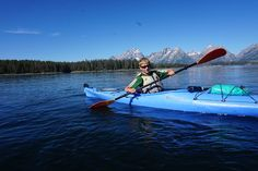 When I knew my family and I would be spending time in Jackson Hole, Wyoming and Grand Teton National Park, I immediately looked for an OARS trip to take in the area. After our