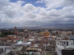 San Luis Potosí. México.