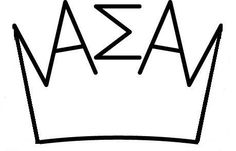This is for alpha sigma alpha but it could easily be adapted for SIGMA ALPHA