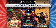 Regresa Vote to Play para usuarios de PlayStation Plus http://j.mp/1QgOcXd    #Noticias, #Playstation, #PlayStationPlus, #PS4, #Tecnología, #Videojuegos, #VoteToPlay