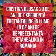 ThetaHealing cu Cristina Hlusak, Fondator ThetaHealing in Romania din 2008 iti ofera cea mai frumoasa experienta. Learning, Movie Posters, Movies, 2016 Movies, Film Poster, Films, Popcorn Posters, Film Books, Billboard